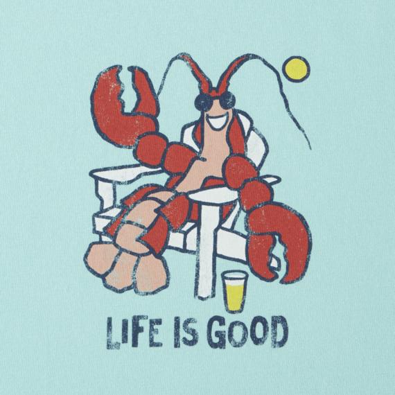 Women's Lobster Adirondack Crusher Scoop Tank
