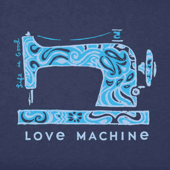 Women's Love Machine Crusher Tee