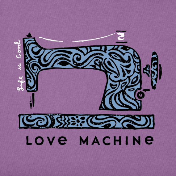 Women's Love Machine Crusher Vee