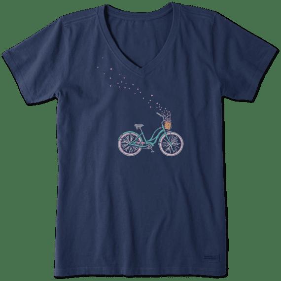 Women's Love Ride Crusher Vee