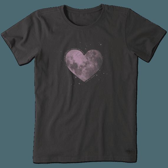Women's Love by the Moon Crusher Tee