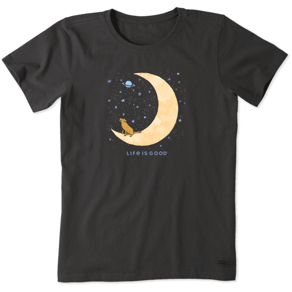 Women's Lunar Dog Crusher Tee