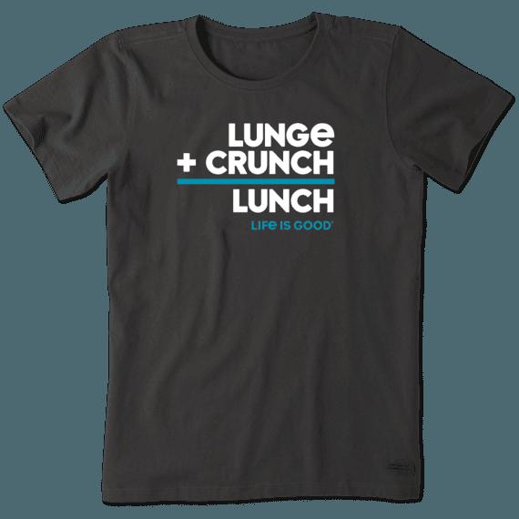 Women's Lunch Crusher Tee