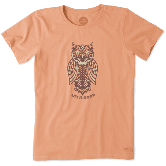 Women's Magic Owl Crusher Tee