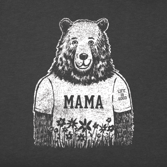 Women's Mama Bear Crusher Tee