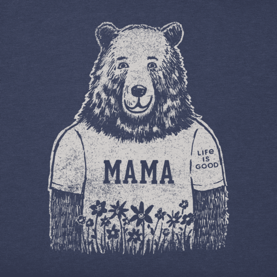 Women's Mama Bear Crusher Vee