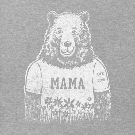 Women's Mama Bear Crusher Vee
