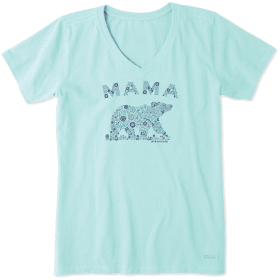 Women's Mama Primal Bear Crusher Vee