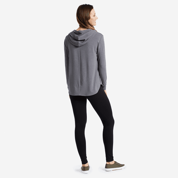 Women's Mandala Supreme Hooded Pullover