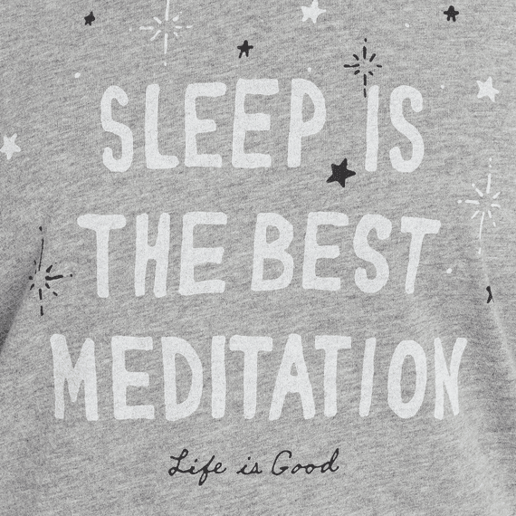 Women's Meditation Snuggle Up Sleep Vee