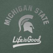 Women's Michigan State Gradient Tailwhip Cool Vee