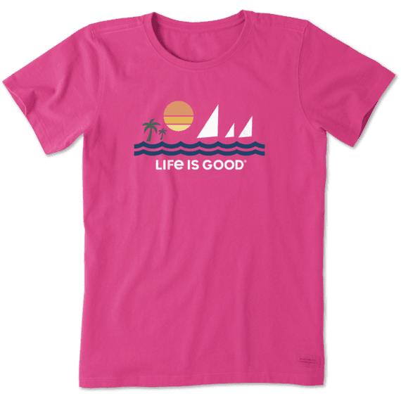 Women's Minimalist Beach Crusher Tee