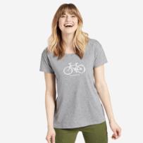 Women's Mobile Device Bike Breezy Tee