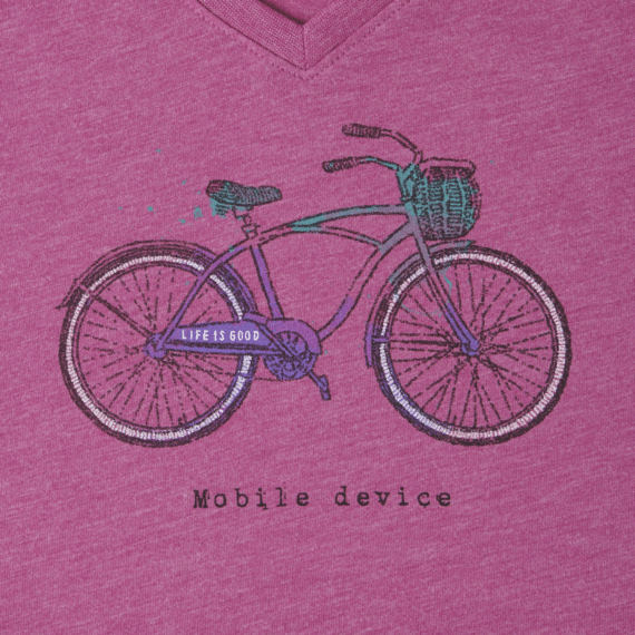 Women's Mobile Device Bike Cool Vee