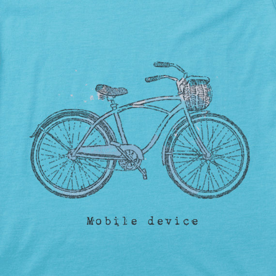 Women's Mobile Device Cool Tee