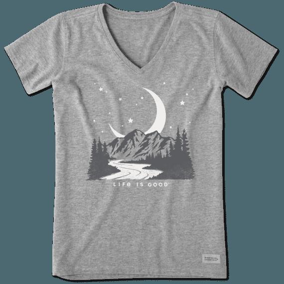 Women's Moon Mountain Crusher Vee