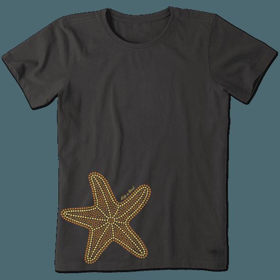 Women's Mosaic Starfish Crusher Tee