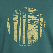Women's Mountain Bike Woods Breezy Tee