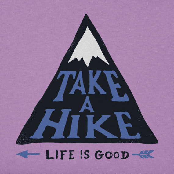 Women's Mountain Take A Hike Crusher Tee