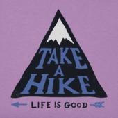 Women's Mountain Take A Hike Crusher Tee