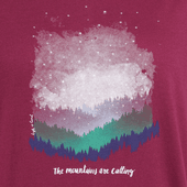 Women's Mountains Are Calling Breezy Tee