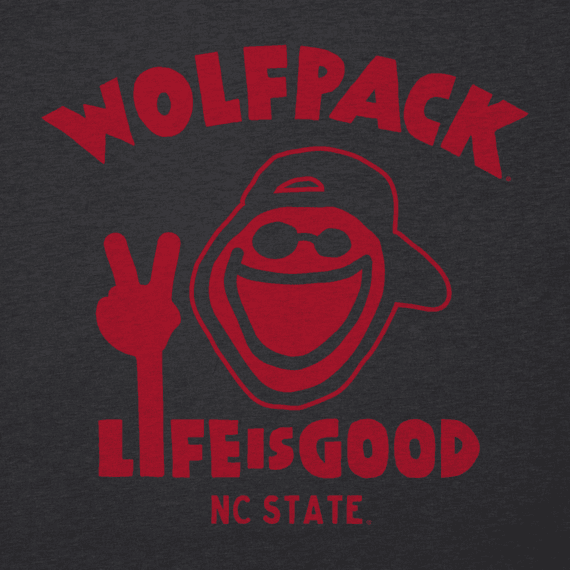 Women's NC State Wolfpack Jake Peace Cool Vee