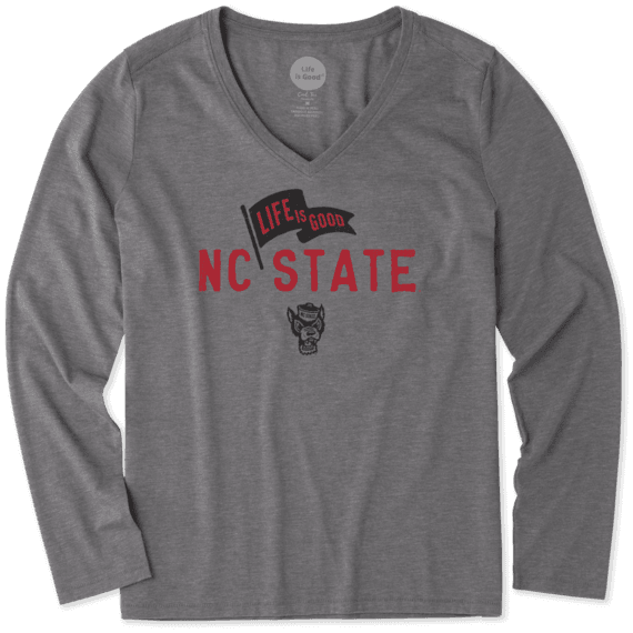 dda3644fa North Carolina State University T-Shirts | Life is Good® Official ...