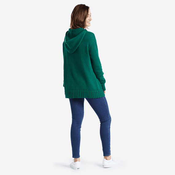 Women's Namaste Lotus Keeper Sweater