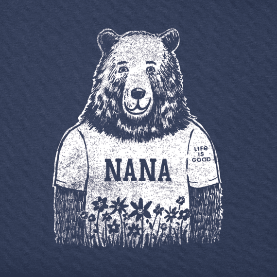 Women's Nana Bear Crusher Tee
