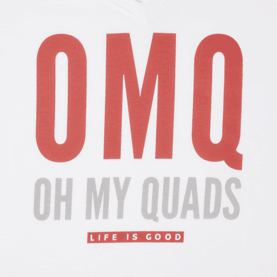 Women's OMQ - Oh My Quads Cool Vee