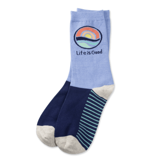 Women's Ocean Crew Socks