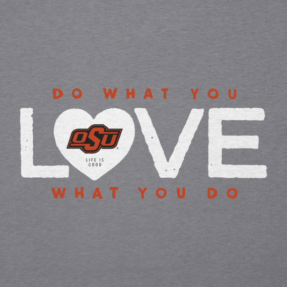 Women's Oklahoma State Do What You Love Cool Vee