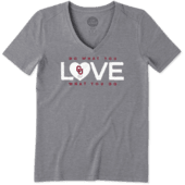 Women's Oklahoma Do What You Love Cool Vee
