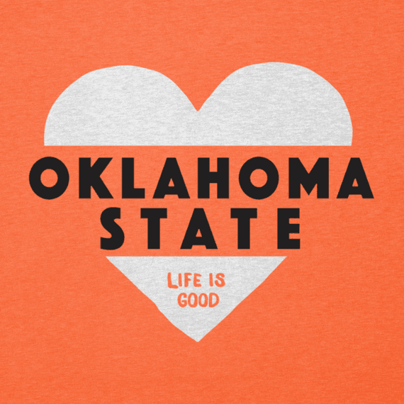 oklahoma state university t shirts life is good official website