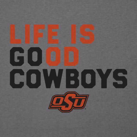 Women's Oklahoma State Cowboys LIG Go Team Cool Vee