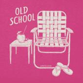 Women's Old School Beach Chair Crusher Tee