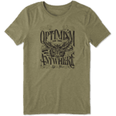 Women's Optimism Cool Tee