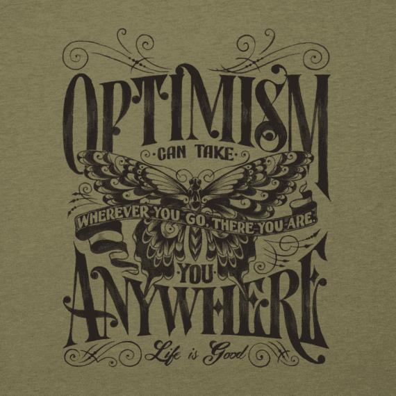 Women's Optimism Cool Tee