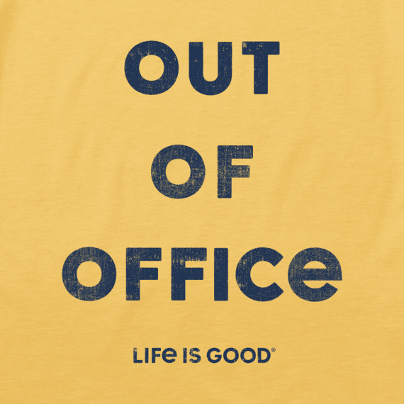 Women's Out Of Office Cool Tee