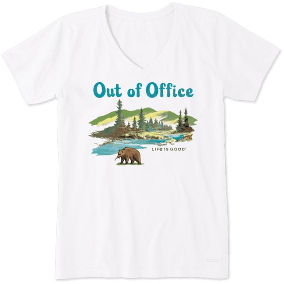 Women's Out of Office Wilderness Crusher Vee