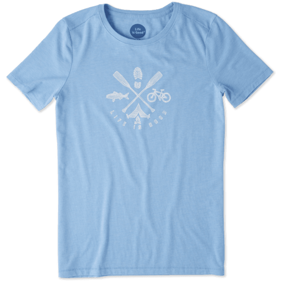 Women's Outdoor Action Cool Tee