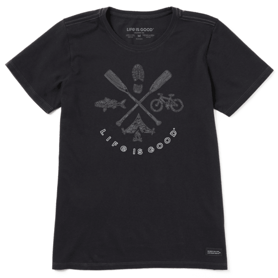 Women's Outdoor Action Crusher Tee