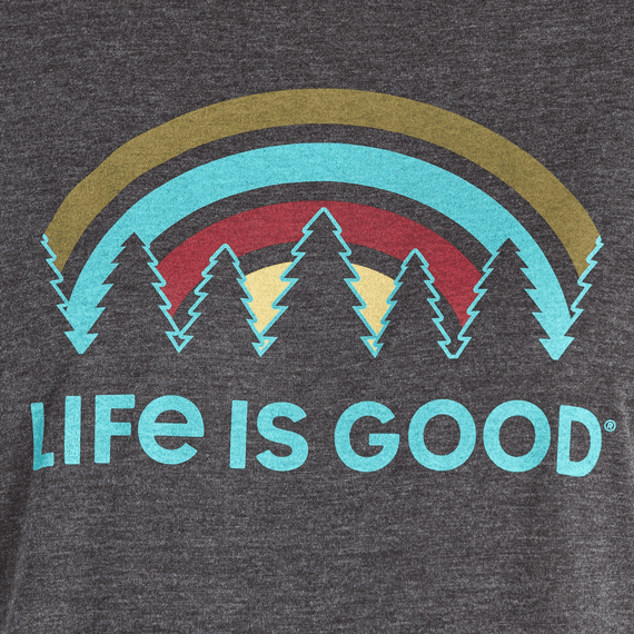 Women's Outdoor Vibes Ringer Cool Tee