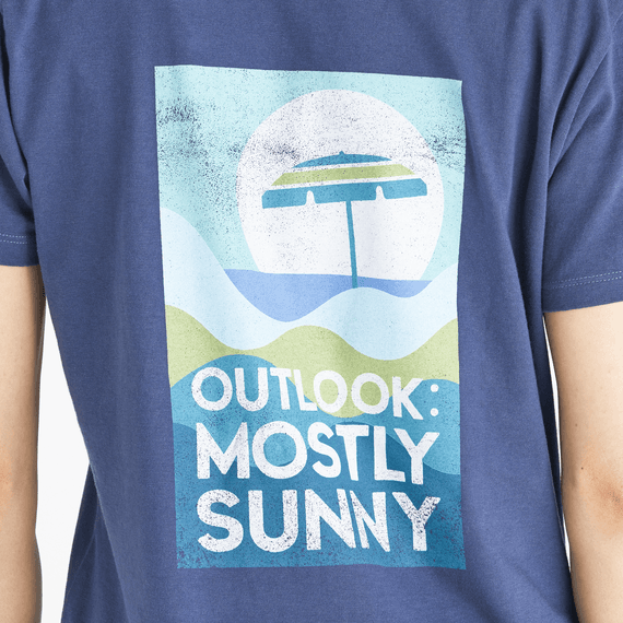 Women's Sunny Umbrella Crusher Vee