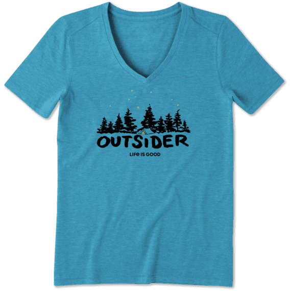 Women's Outsider Cool Vee