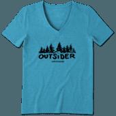 Women's Outsider Cool Vee