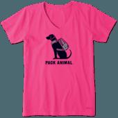 Women's Pack Animal Backpack Crusher Vee