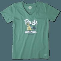 Women's Pack Animal Crusher Vee