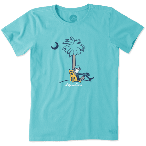 Women's Palmetto Moon Crusher Tee