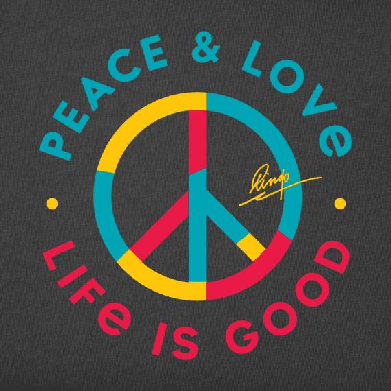 Women's Peace & Love Crusher Vee